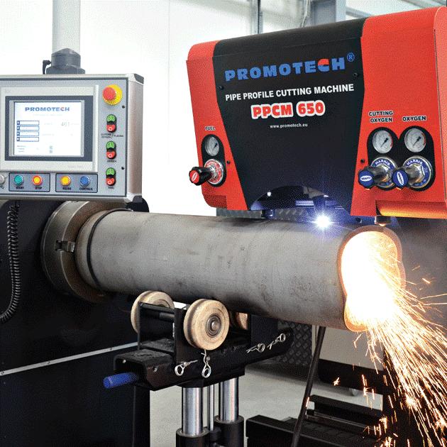 Maszyny do automatyzacji spawania CNC