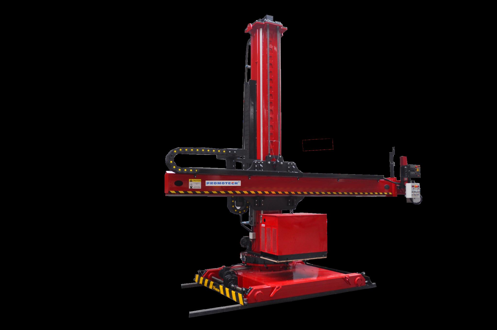 mechanizacja i automatyzacja spawania